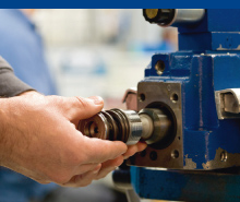 Bosch Rexroth Reparaturen